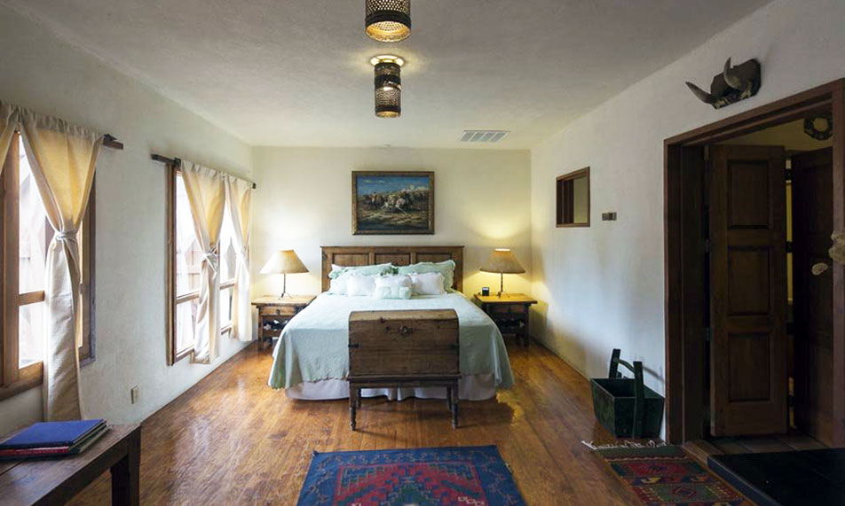 Cibolo Creek Ranch King Courtyard Room
