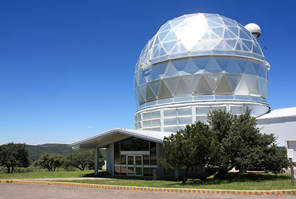 Off the Ranch Activities - McDonald Observatory